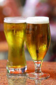 sklenky piva