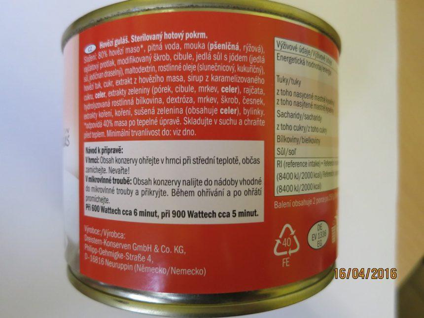 SZPI zjistila masné výrobky ze zahraničí s falšovaným obsahem masa