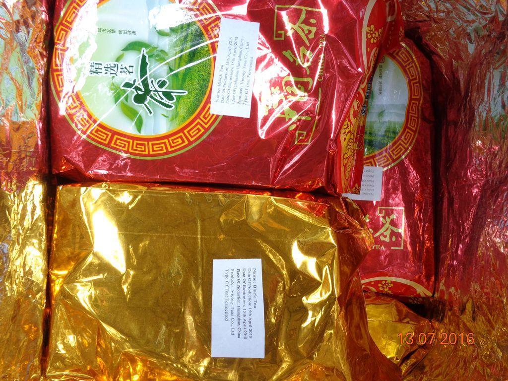 Čtyři druhy pesticidů v nepovoleném množství v čaji