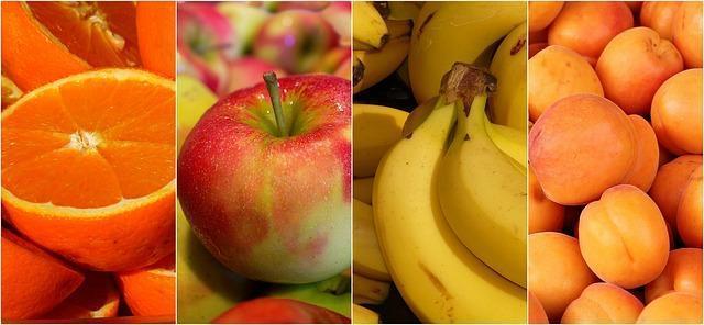 ovoce vitaminy