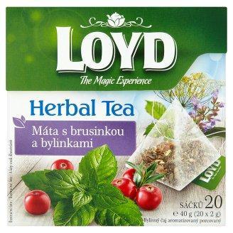 čaj s nepovolenými látkami
