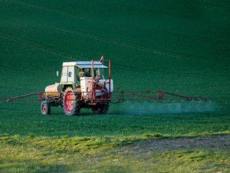 Škodlivost pesticidů