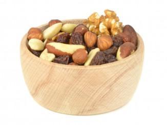 Ořechy, alergen