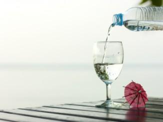 Minerální voda jako superpotravina