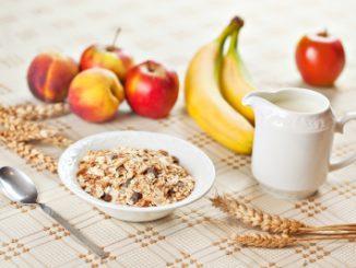vláknina k snídani