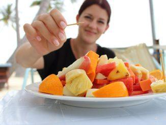 ovocný salát vitaminy