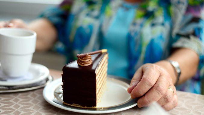 Nezdravá strava seniorů
